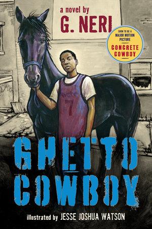 Ghetto Cowboy (the inspiration for Concrete Cowboy) by G. Neri