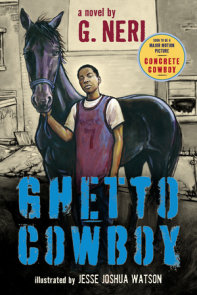 Ghetto Cowboy (the inspiration for Concrete Cowboy)