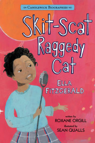 Skit-Scat Raggedy Cat: Candlewick Biographies