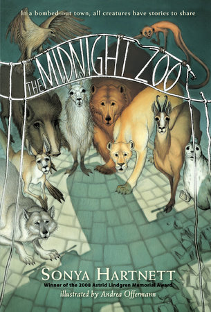 The Midnight Zoo by Sonya Hartnett