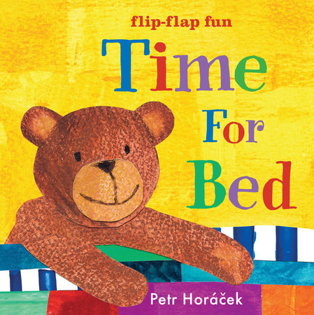 Time for Bed by Petr Horacek