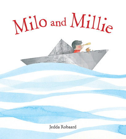 Milo and Millie by Jedda Robaard