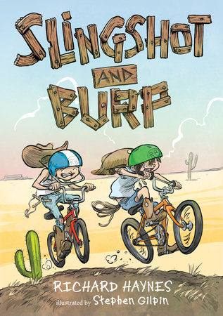 Slingshot and Burp by Richard Haynes