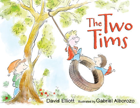 The Two Tims by David Elliott