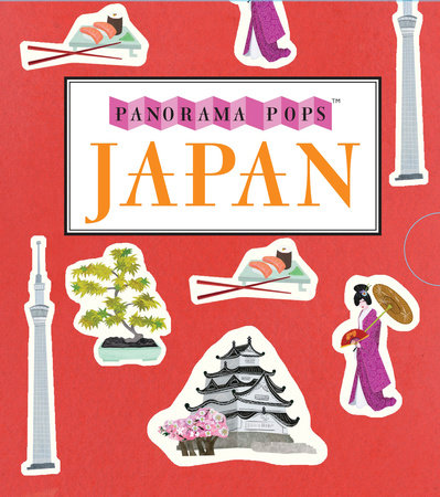 Japan: Panorama Pops by Candlewick Press