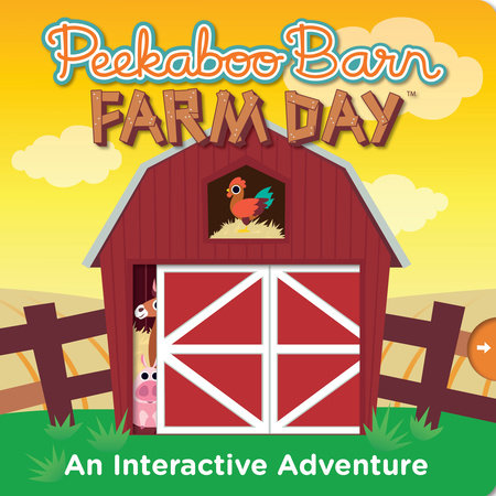 Peekaboo Barn Farm Day by Night & Day Studios