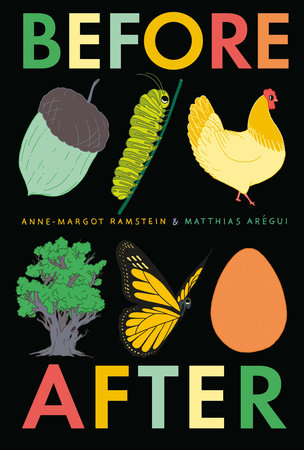 Before After by Matthias Arégui and Anne-Margot Ramstein