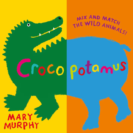 Crocopotamus by Mary Murphy