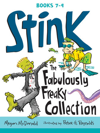 Stink: The Fabulously Freaky Collection by Megan McDonald