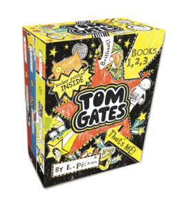 Tom Gates That's Me! (Books One, Two, Three)