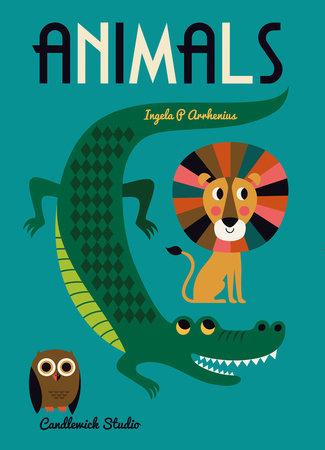 Animals by Ingela P Arrhenius