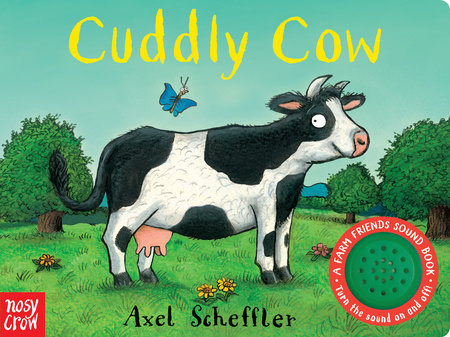 Cuddly Cow by Nosy Crow