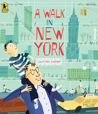 A Walk in New York by Salvatore Rubbino