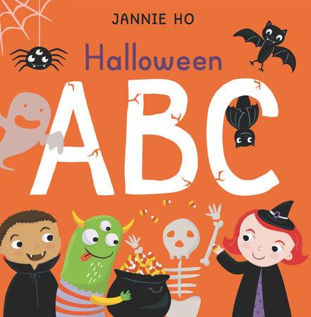 Halloween ABC by Nosy Crow