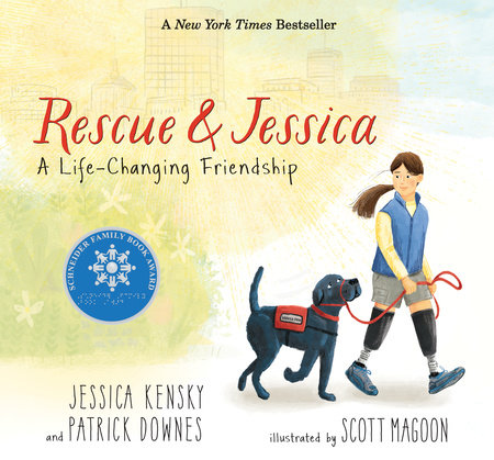 Rescue and Jessica by Jessica Kensky and Patrick Downes