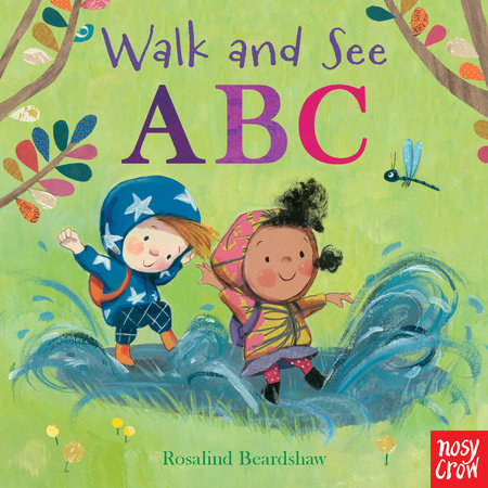 Walk and See: ABC by Nosy Crow