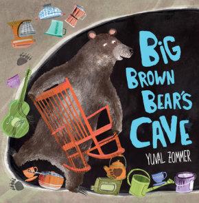 Big Brown Bear's Cave