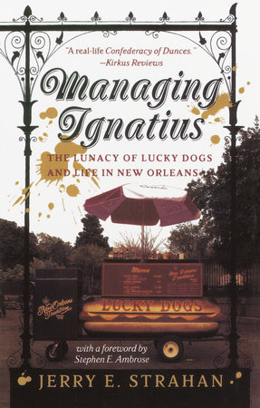 Managing Ignatius by Jerry Strahan