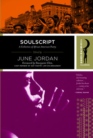 soulscript by Edited by June Jordan