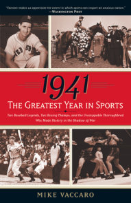 1941--The Greatest Year In Sports