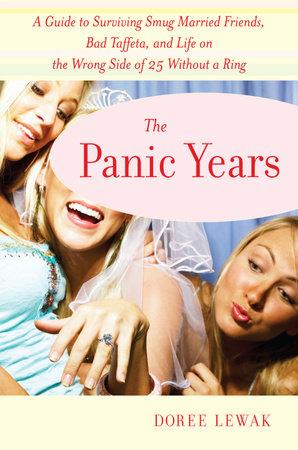 The Panic Years by Doree Lewak