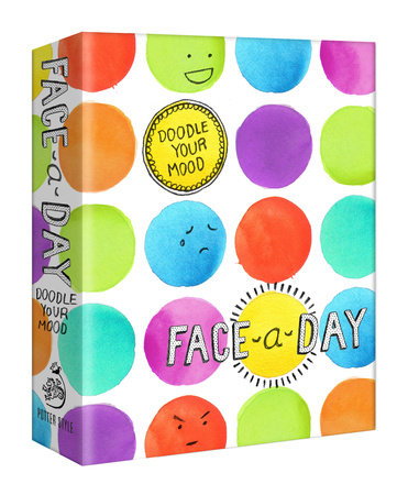Face-a-Day Journal by Potter Gift