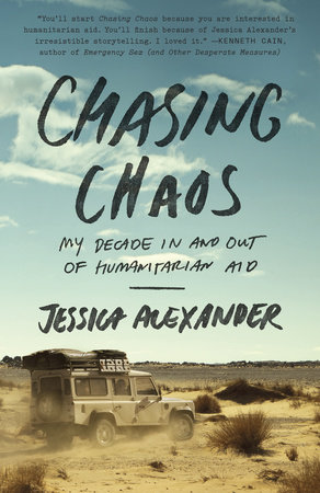 Chasing Chaos by Jessica Alexander