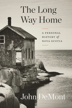 The Long Way Home by John Demont
