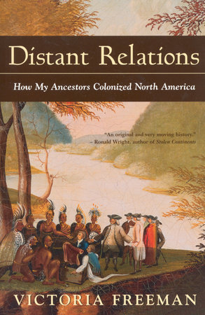 Distant Relations by Victoria Freeman