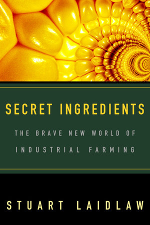Secret Ingredients by Stuart Laidlaw