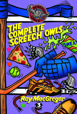 The Complete Screech Owls, Volume 3