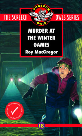 Murder at the Winter Games (#18)