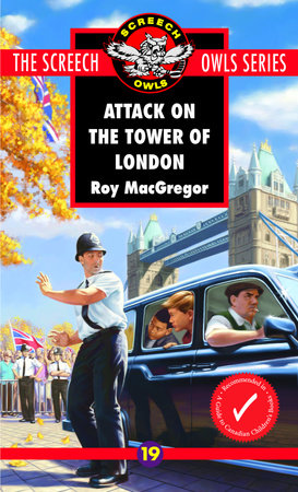 Attack on the Tower of London (#19)