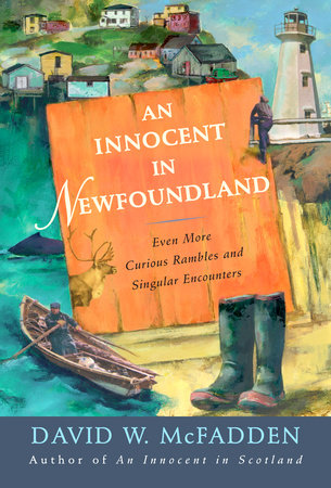 An Innocent in Newfoundland by David McFadden