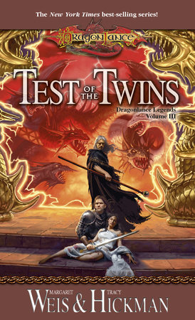 Test of the Twins by Margaret Weis and Tracy Hickman