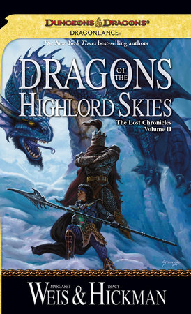 Dragons of the Highlord Skies by Margaret Weis and Tracy Hickman
