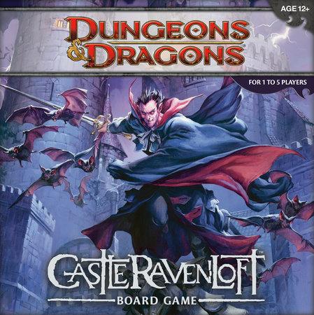 Castle Ravenloft by