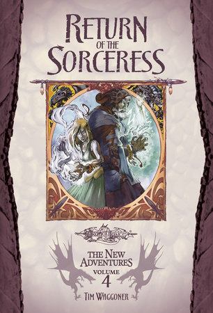 Return of the Sorceress by Tim Waggoner