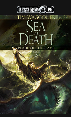 The Sea of Death by Tim Waggoner