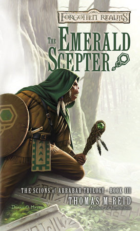 The Emerald Scepter by Thomas M. Reid