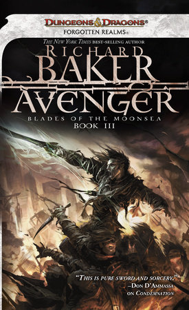 Avenger by Richard Baker