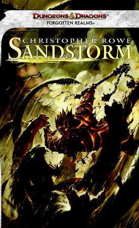 Sandstorm by Christopher Rowe