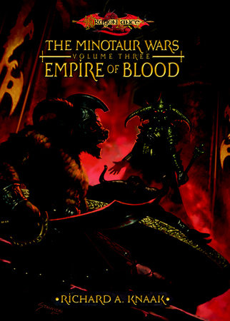 Empire of Blood by Richard A. Knaak