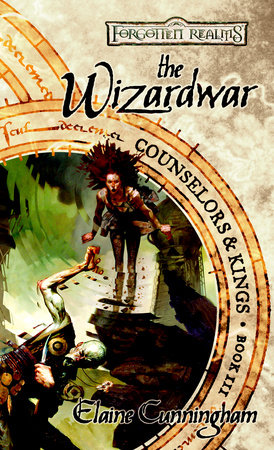The Wizardwar by Elaine Cunningham