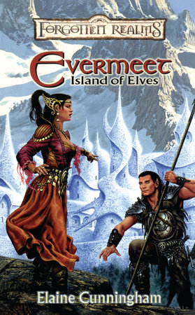 Evermeet: Island of the Elves by Elaine Cunningham