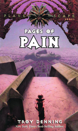 Pages of Pain by Troy Denning