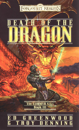 Death of the Dragon by Ed Greenwood and Troy Denning