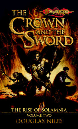 The Crown and the Sword by Doug Niles