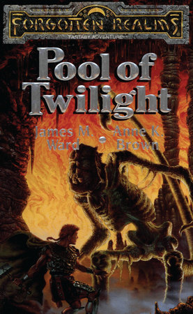 Pool of Twilight by James M. Ward and Anne K. Brown