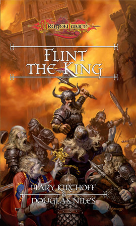 Flint the King by Mary Kirchoff and Douglas Niles